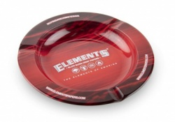 ELEMENTS Round Metal Ashtray - 2 Colours